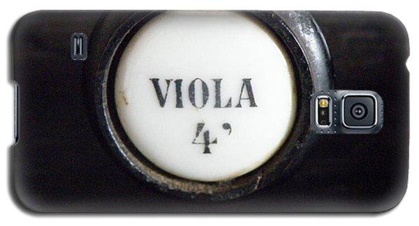 Viola Galaxy S5 Case