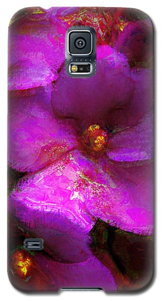Violets No. 1 Galaxy S5 Case