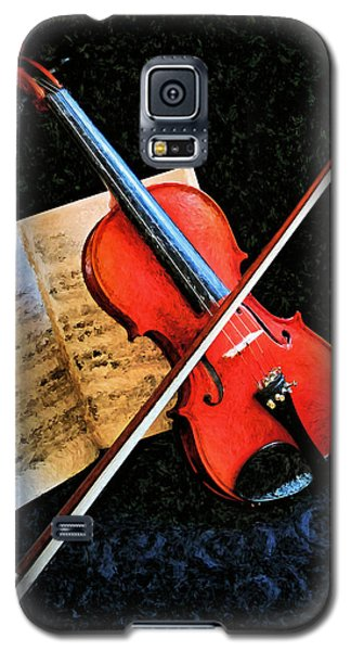Violin Impression Redux Galaxy S5 Case
