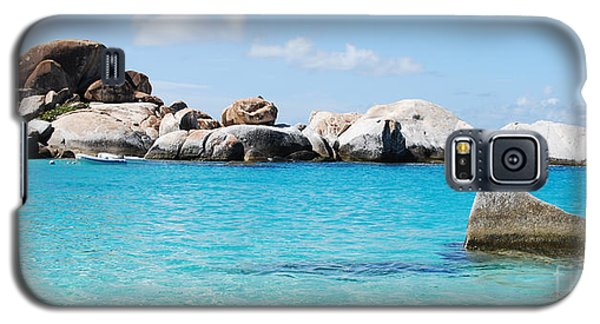 Virgin Islands The Baths Galaxy S5 Case