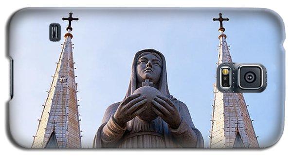 Virgin Mary Galaxy S5 Case