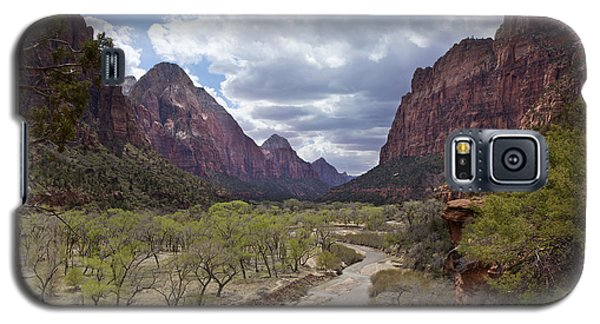Virgin River Spring Galaxy S5 Case