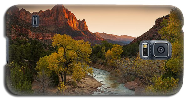 Virgin River Galaxy S5 Case
