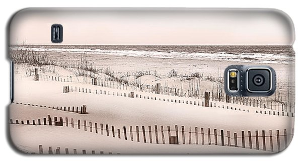 Virgina Beach Vacation Memories Galaxy S5 Case by Artist and Photographer Laura Wrede