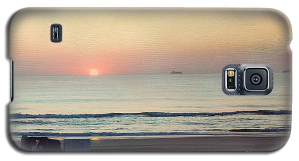 Virginia Beach Sunrise Galaxy S5 Case