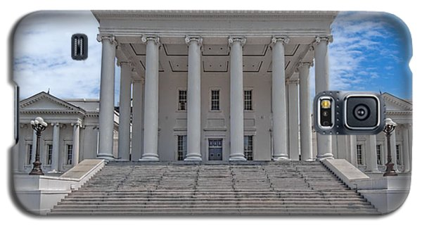 Virginia Capitol Galaxy S5 Case