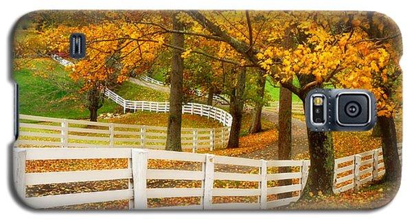 Virginia Horse Country Galaxy S5 Case