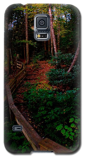 Galaxy S5 Case featuring the photograph Virginia Morning by Jon Emery