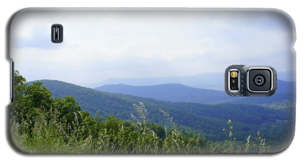 Galaxy S5 Case featuring the photograph Virginia Mountains by Laurie Perry