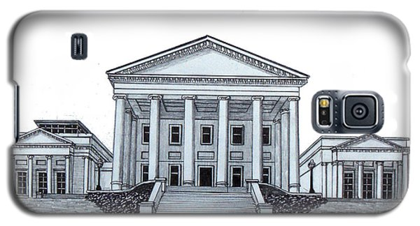 Virginia State Capitol Galaxy S5 Case