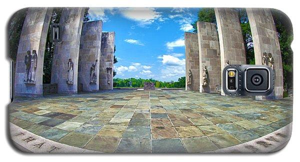 Virginia Tech War Memorial Galaxy S5 Case