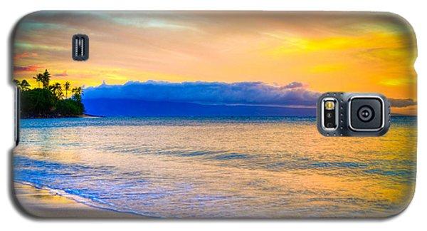 Vibrant Maui Galaxy S5 Case
