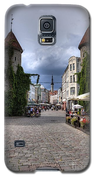 Viru Gate Tallinn Estonia Galaxy S5 Case