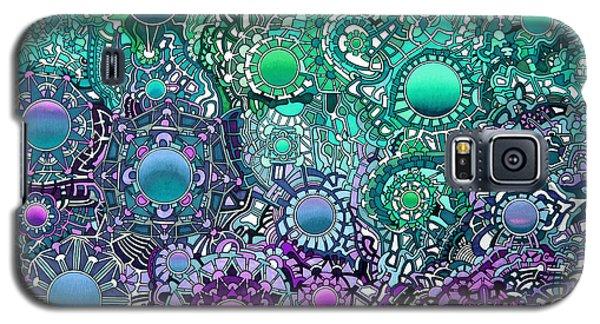 Viscosity Variation 5 Galaxy S5 Case by Devin  Cogger