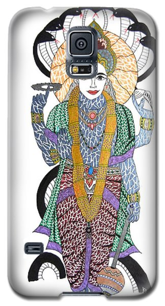 Vishnu II Galaxy S5 Case
