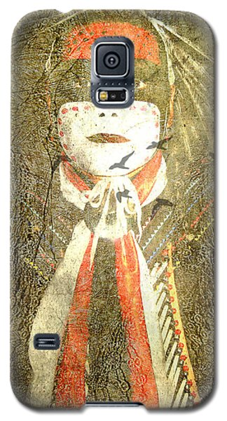 Vision Carrier Galaxy S5 Case by Kathy Bassett
