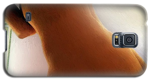 Vision Of V Galaxy S5 Case