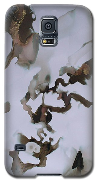 Galaxy S5 Case featuring the painting Vision Quest by Mary Sullivan