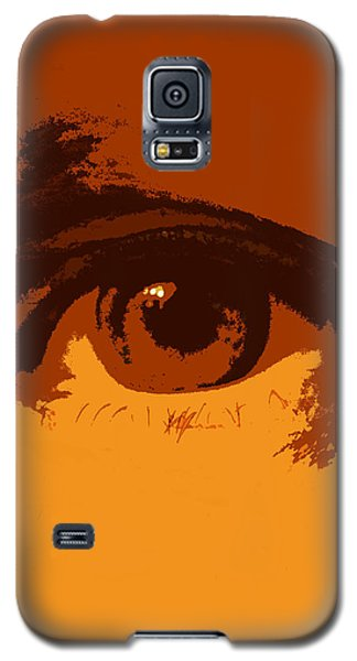 Galaxy S5 Case featuring the photograph Vision by Skip Tribby