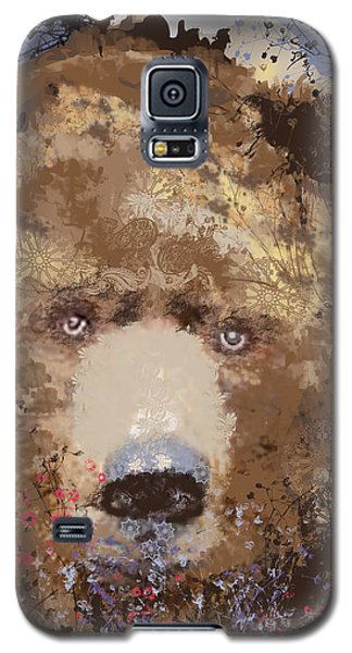 Visionary Bear Galaxy S5 Case by Kim Prowse