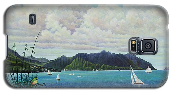 Visions Of Paradise IIi Galaxy S5 Case