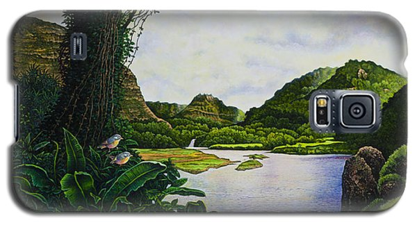Visions Of Paradise Iv Galaxy S5 Case
