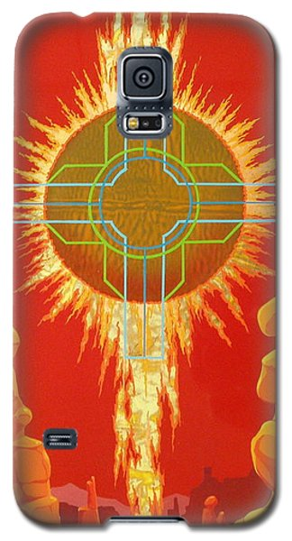 Visitation Galaxy S5 Case