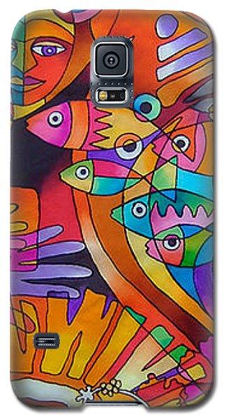 Viti Tolu - Fiji IIi Galaxy S5 Case