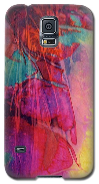 Galaxy S5 Case featuring the painting Vivace by Mary Sullivan