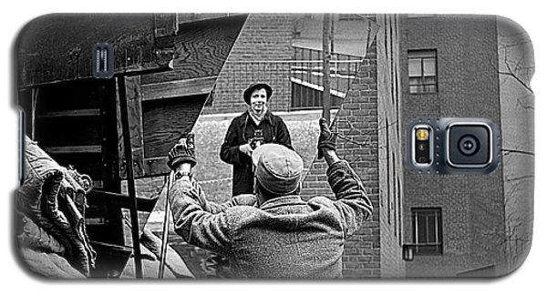 Vivian Maier Self Portrait Probably Taken In Chicago Illinois 1955 Galaxy S5 Case