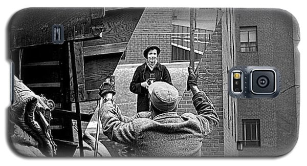 Vivian Maier Self Portrait Probably Taken In Chicago Illinois 1955 Galaxy S5 Case