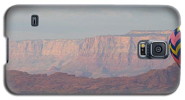 Vivid Balloon Panorama Galaxy S5 Case