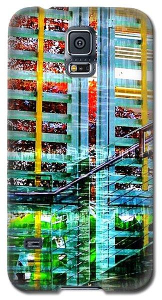 Vivid Existence-no2 Galaxy S5 Case