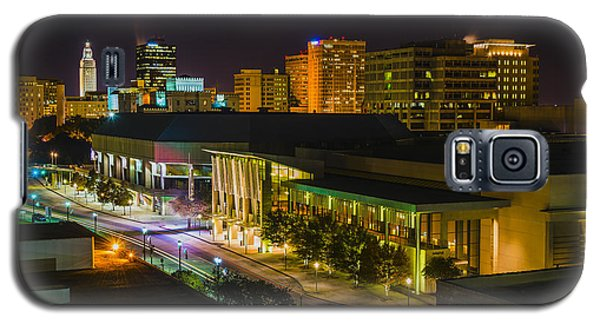 Vividly Downtown Baton Rouge Galaxy S5 Case