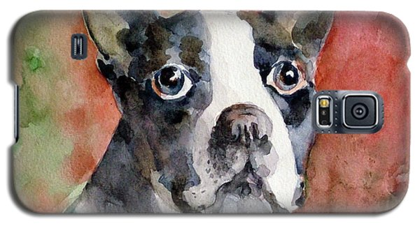 Vodka - French Bulldog Galaxy S5 Case by Faruk Koksal