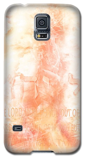 Voice Of Fire Galaxy S5 Case