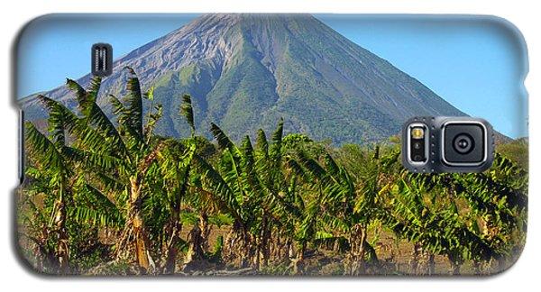Volcan Concepcion Nicaragua Galaxy S5 Case