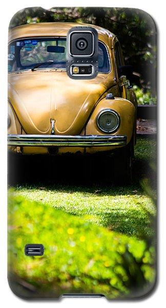 Volkswagen Beetle Galaxy S5 Case