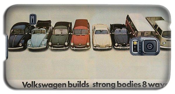 Volkswagen Builds Strong Bodies 8 Ways Galaxy S5 Case