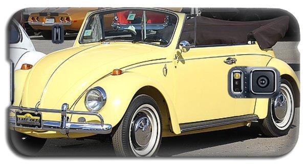 Volkswagen Convertible Vintage Galaxy S5 Case