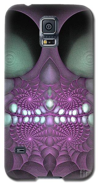 Voodoo Child - Surrealism Galaxy S5 Case
