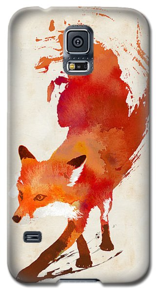 Vulpes Vulpes Galaxy S5 Case by Robert Farkas