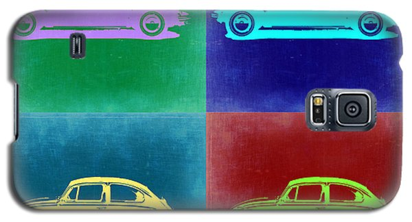 Beetle Galaxy S5 Case - Vw Beetle Pop Art 3 by Naxart Studio
