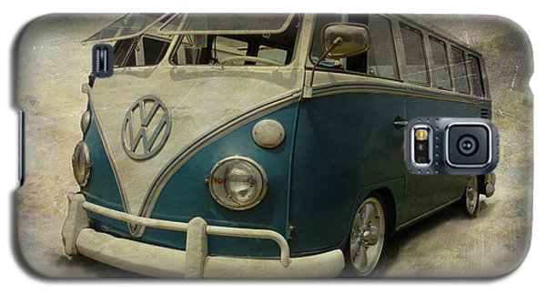 Vw Bus On Display Galaxy S5 Case by Athena Mckinzie