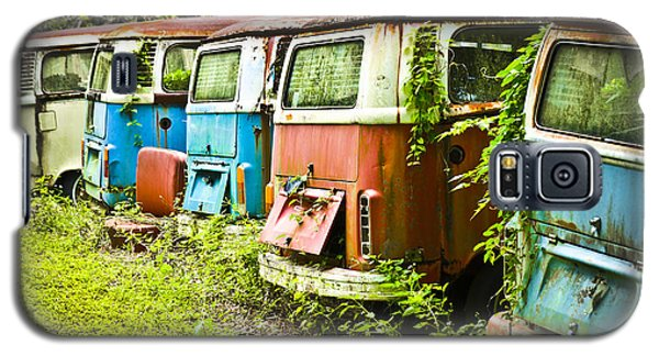 Vw Buses Galaxy S5 Case