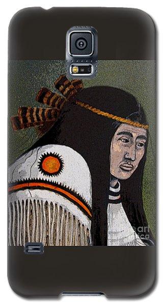 Wabanaki Warrior Galaxy S5 Case