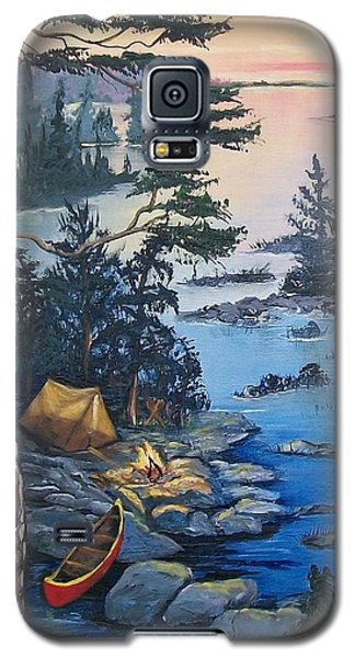 Wabigoon Lake Memories Galaxy S5 Case by Sharon Duguay