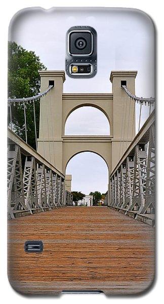 Waco Suspension Bridge Galaxy S5 Case