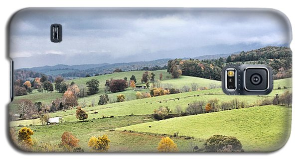 Galaxy S5 Case featuring the photograph Waddletown Road by Denise Romano