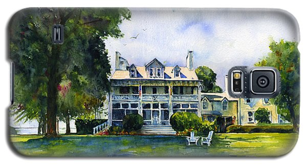 Wades Point Inn Galaxy S5 Case
